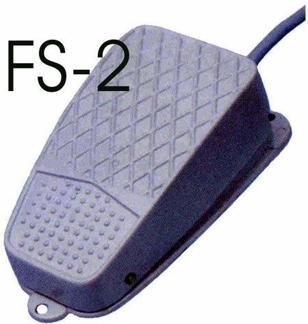 Wyłączniki nożne FS2